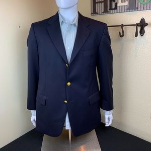 Brooks Brothers 346 3 Button Blazer